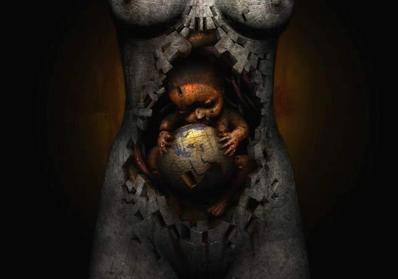 four-sculpted-in-womb