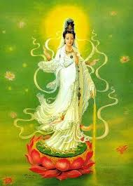 KUAN YIN GODDESS OF COMPASSION,LOVE & MERCY