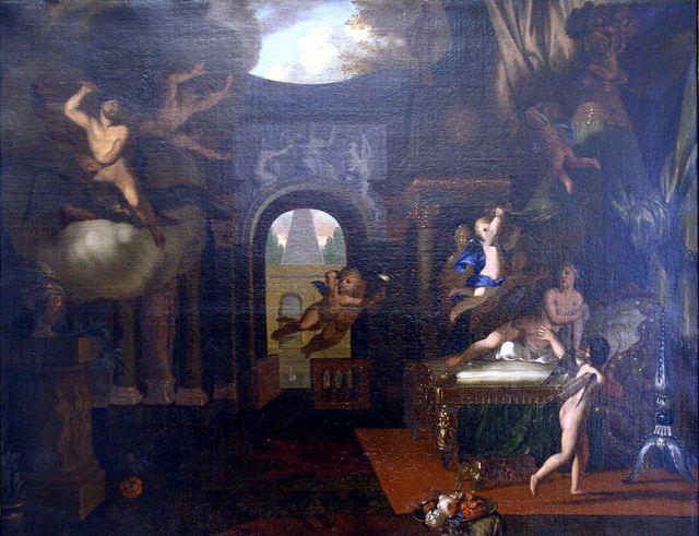 johannes-voorhout-zeus-and-semele-c1700