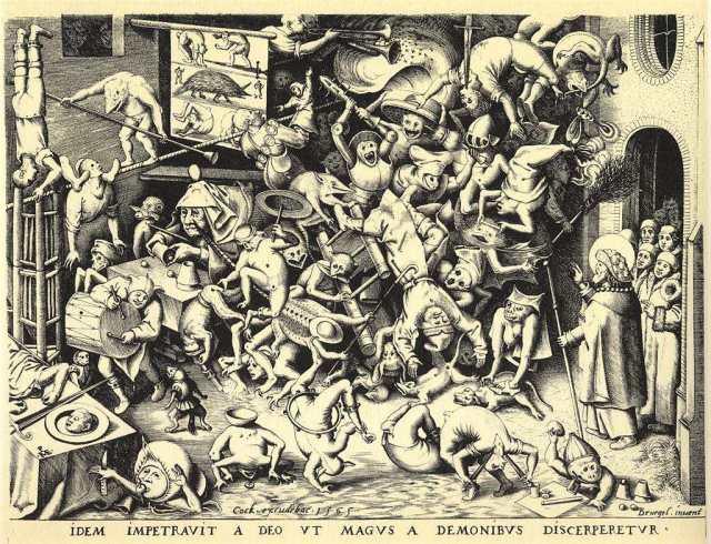 Mythology-Hell-Bruegel-1565