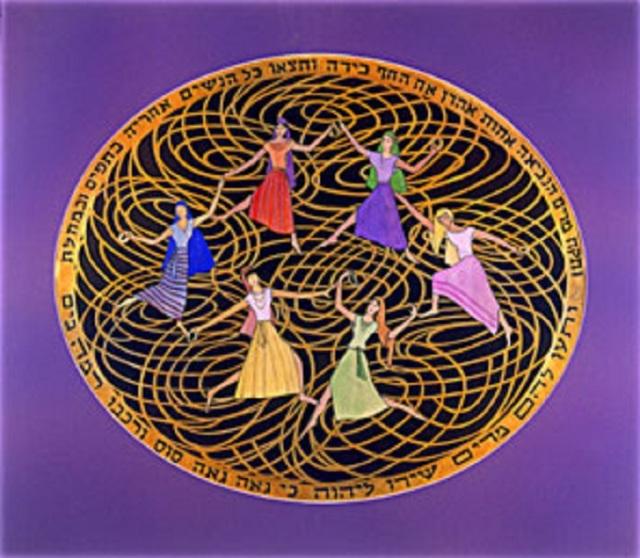 the-women-danced