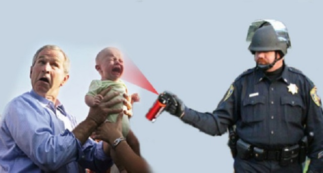 Bush_Pepper_Spray_Baby