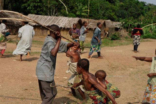 Ituri Forest Pygmies