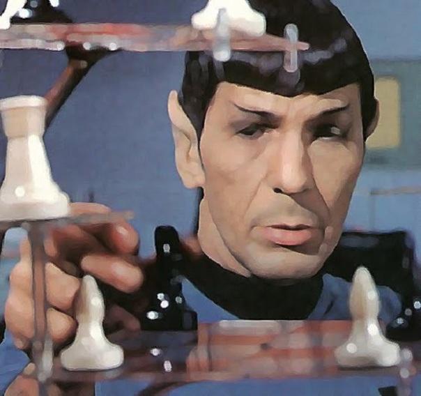 Spock Brainiac