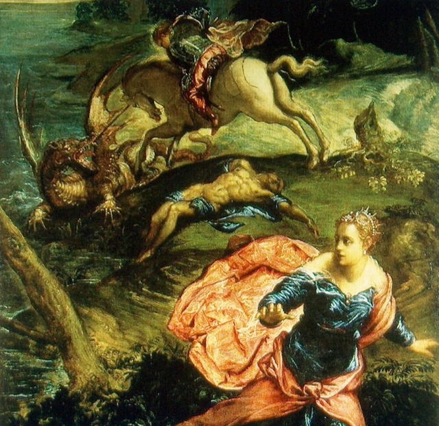 tintoretto-st-george-and-the-dragon