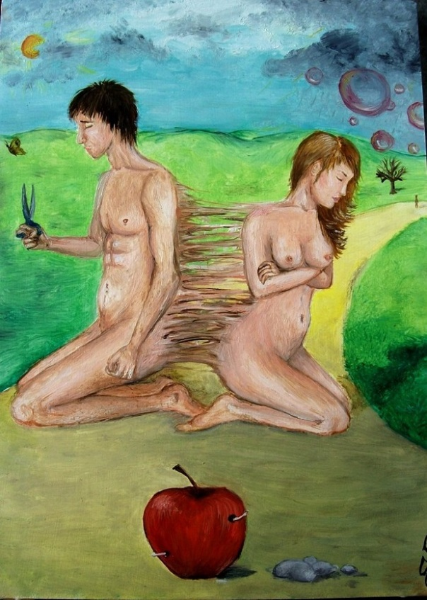 the-apple-was-separation-from-Nature-at-birth
