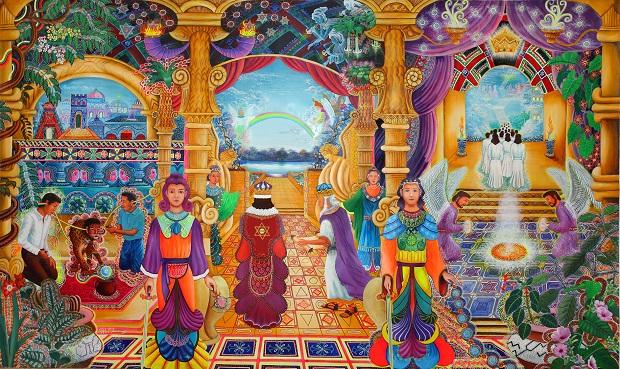 Templo Sacrosanto